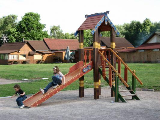 Сделать самому детский игровой комплекс