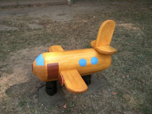 Скамейки для детской площадки своими руками 91